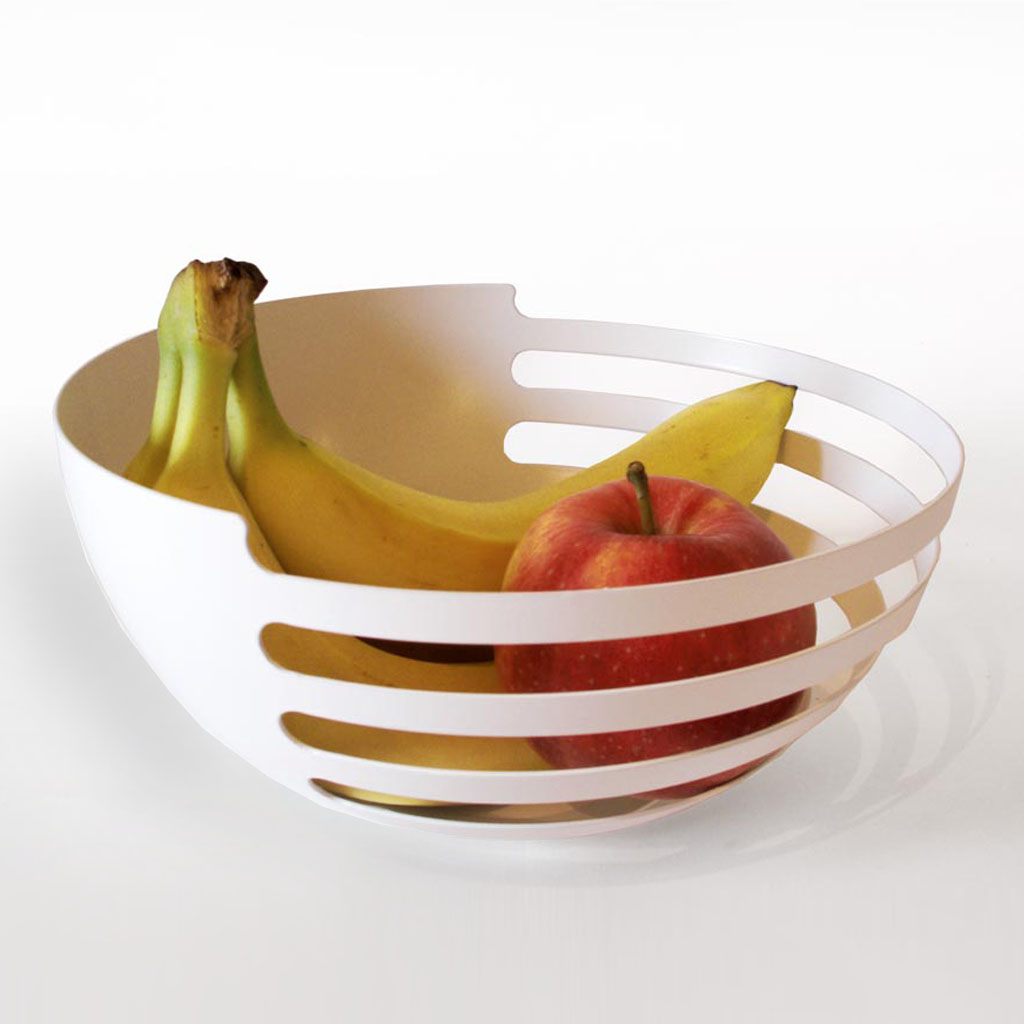 ECLIPSE U2013 Single Bowl (white) Photo